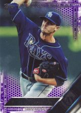 Buy 2016 Topps Toys R Us Parallel #316 - Jake Odorizzi - Rays