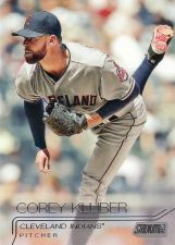 Buy 2015 Stadium Club #267 - Corey Kluber - Indians