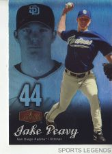 Buy 2006 Flair Showcase #30 Jake Peavy