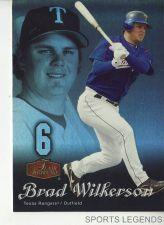 Buy 2006 Flair Showcase #32 Brad Wilkerson