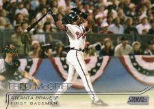 Buy 2015 Stadium Club #282 - Fred McGriff - Braves