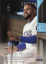 Buy 2015 Stadium Club #144 - Prince Fielder - Rangers