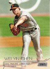 Buy 2015 Stadium Club #94 - Wei-Yin Chen - Orioles