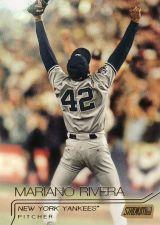 Buy 2015 Stadium Club Gold #34 - Mariano Rivera - Yankees