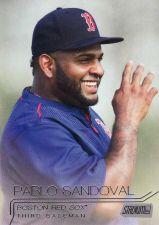 Buy 2015 Stadium Club #287 - Pablo Sandoval - Red Sox
