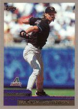 Buy 2000 Topps #51 - Randy Johnson - Diamondbacks