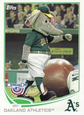 Buy 2013 Topps Opening Day Mascots #M-6 - Athletics