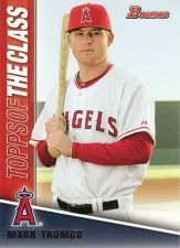 Buy 2011 Bowman Topps Of The Class #TC10 - Mark Trumbo - Angels