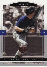 Buy 2004 Skybox LE #22 - Todd Helton - Rockies