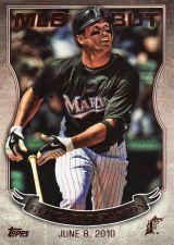 Buy 2016 Topps MLB Debut Bronze #34 - Giancarlo Stanton - Marlins