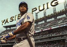 Buy 2016 Topps Perspectives #7 - Yasiel Puig - Dodgers