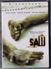 Buy SAW DVD IS NEW SEALED