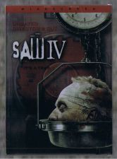 Buy SAW IV DVD IS NEW SEALED