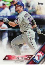 Buy 2016 Topps #341 - Josh Hamilton - Rangers