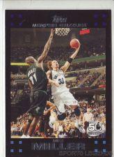 Buy 2007-08 Topps #8 Mike Miller