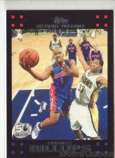 Buy 2007-08 Topps #17 Chauncey Billups