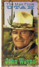 Buy JOHN WAYNE THE MAN FROM UTAH NEW SEALED