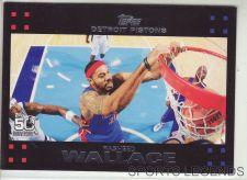 Buy 2007-08 Topps #30 Rasheed Wallace