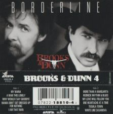 Buy BROOKS & DUNN BORDERLINE