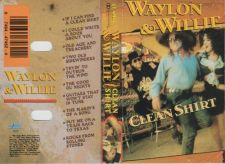 Buy WAYLON & WILLIE CLEAN SHIRT