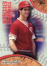 Buy 2016 Topps Pressed Into Service #PIS-5 - Paul O'Neill - Reds