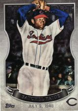 Buy 2016 Topps MLB Debut Silver #24 - Satchel Paige - Indians