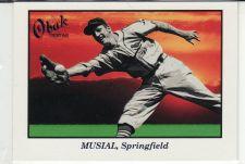 Buy 2009 Obak #33 - Stan Musial