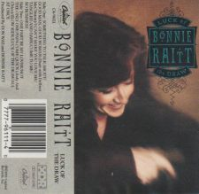 Buy BONNIE RAITT LUCK OF THE DRAW