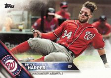 Buy 2016 Topps #100 - Bryce Harper - Nationals