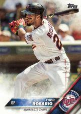 Buy 2016 Topps #128 - Eddie Rosario - Twins