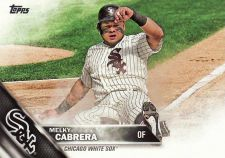 Buy 2016 Topps #122 - Melky Cabrera - White Sox