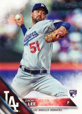 Buy 2016 Topps #127 - Zach Lee - Dodgers