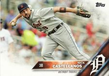 Buy 2016 Topps #253 - Nick Castellanos - Tigers