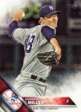Buy 2016 Topps #218 - Andrew Miller - Yankees