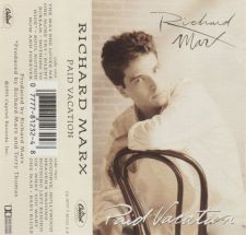 Buy RICHARD MARX PAID VACATION