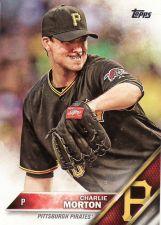 Buy 2016 Topps #169 - Charlie Morton - Pirates
