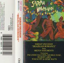 Buy SARAH VAUGHAN BRAZILIAN ROMANCE