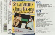 Buy SARAH VAUGHN & BILLY ECKSTINE THE IRVING BERLIN SONGBOOK