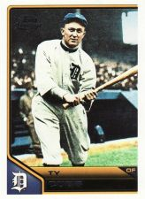 Buy 2011 Topps Lineage #105 - Ty Cobb - Tigers