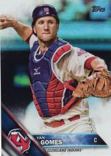 Buy 2016 Topps Rainbow Foil #30 - Yan Gomes - Indians