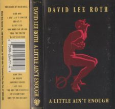 Buy DAVID LEE ROTH A LITTLE AIN'T ENOUGH