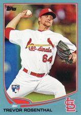Buy 2013 Topps Wal-Mart Blue #261 - Trevor Rosenthal - Cardinals