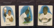 Buy MOTHERS COOKIES 3 CARDS W. MAYS - W. McCOVEY - J. MARICHAL