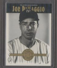 Buy 2001 UPPER DECK COOPERSTOWN JOE DIMAGGIO #46