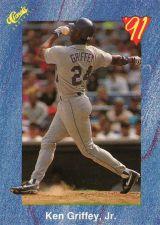 Buy 1991 Classic #T3 - Ken Griffey Jr. - Mariners