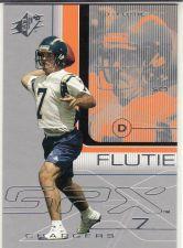 Buy 2001 SPx #75 - Doug Flutie - Chargers