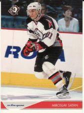 Buy 2003-04 In The Game Toronto Star #10 - Miroslav Satan - Sabres