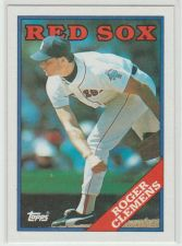 Buy ROGER CLEMENS 1988 TOPPS #70 PACK FRESH