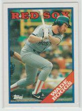 Buy WADE BOGGS 1988 TOPPS #200 PACK FRESH