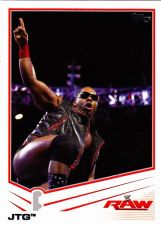 Buy JTG #19 - WWE 2013 Topps Wrestling Trading Card